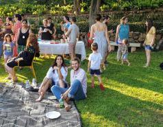 Lab+families picnic (July '21)